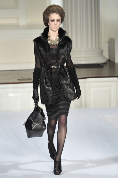 Oscar de la Renta at New York Fall 2009