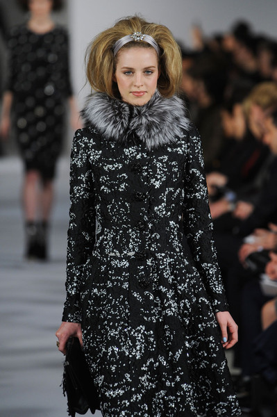 Oscar de la Renta at New York Fall 2012