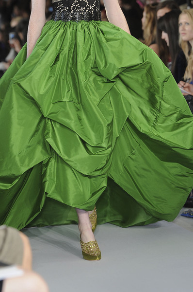 Oscar de la Renta at New York Spring 2012 (Details)