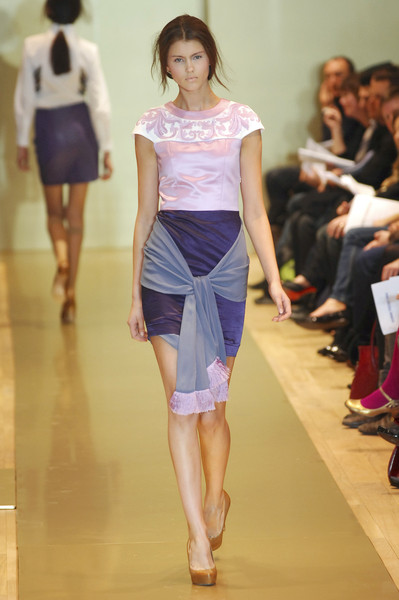 Osman Yousefzada at London Fall 2008