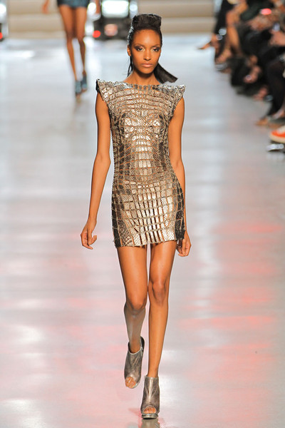 Paco Rabanne at Paris Spring 2012