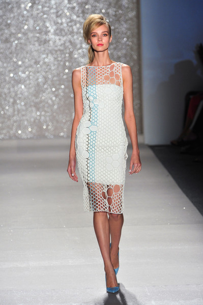Pamella Roland at New York Spring 2014