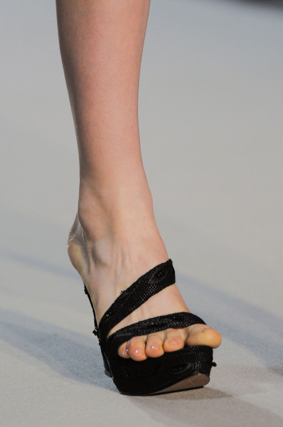Pascal Millet at Paris Spring 2014 (Details)