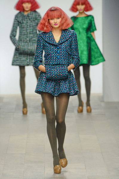 Paul Costelloe at London Fall 2011