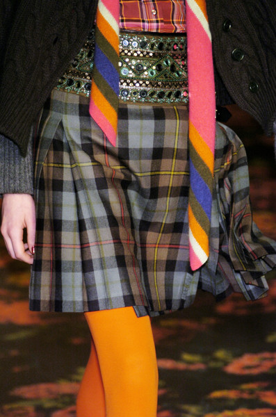 Paul Smith at London Fall 2005 (Details)