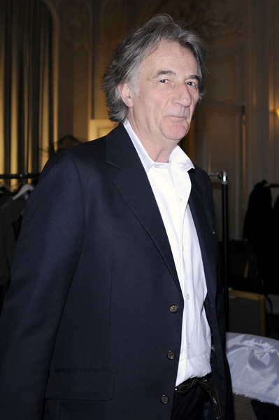Paul Smith at London Fall 2008 (Backstage)