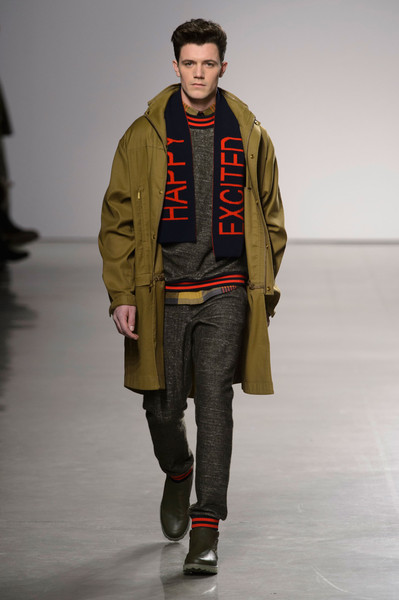 Perry Ellis at New York Fall 2015