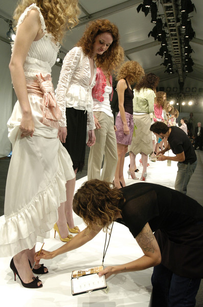 Perry Ellis at New York Spring 2005