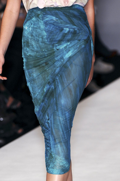 Peter Pilotto at London Spring 2009 (Details)