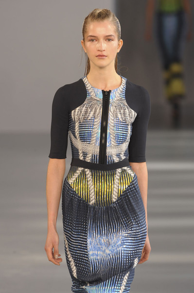 Peter Pilotto at London Spring 2012