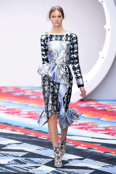 Peter Pilotto at London Spring 2013