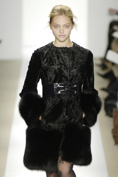 Peter Som at New York Fall 2006