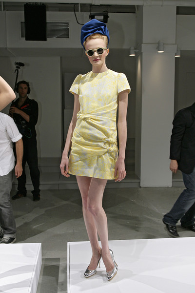 Peter Som at New York Spring 2010