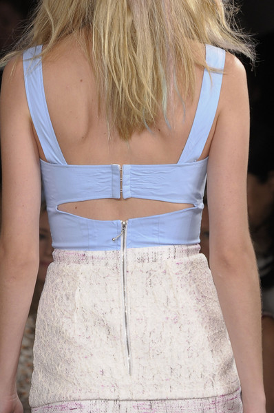 Peter Som at New York Spring 2013 (Details)