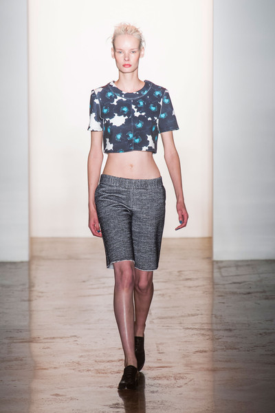 Peter Som at New York Spring 2014