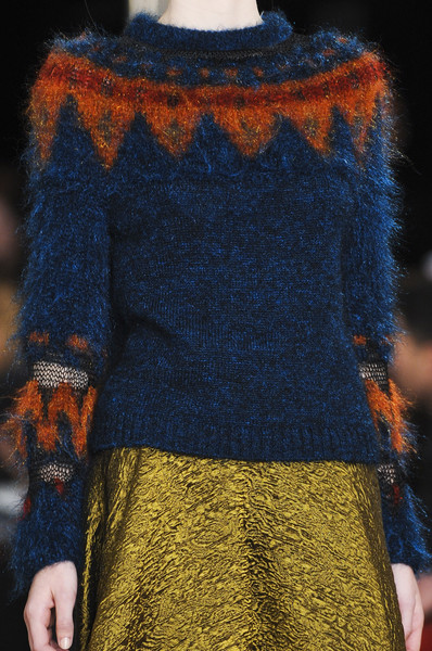Philosophy di Alberta Ferretti at New York Fall 2013 (Details)