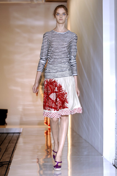 Philosophy di Alberta Ferretti at New York Spring 2008