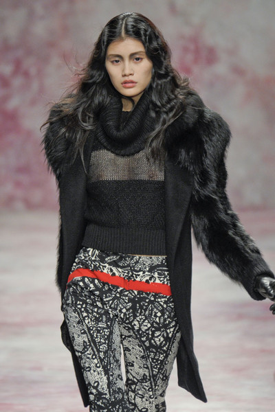 Prabal Gurung at New York Fall 2011