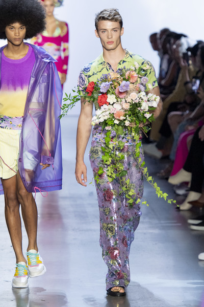 Prabal Gurung at New York Spring 2020