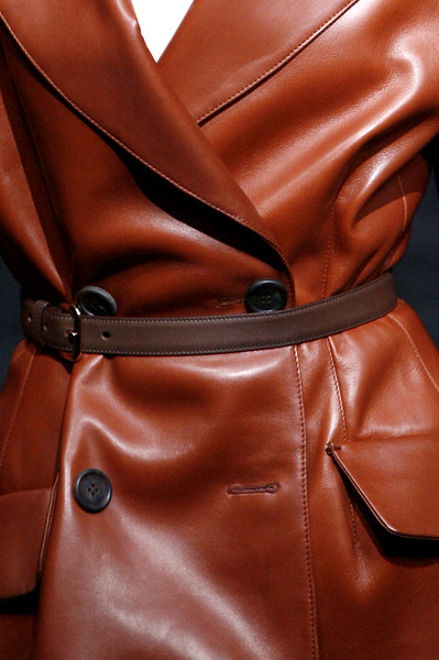 Prada at Milan Fall 2009 (Details)