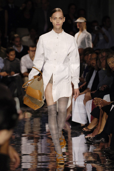 Prada at Milan Spring 2006