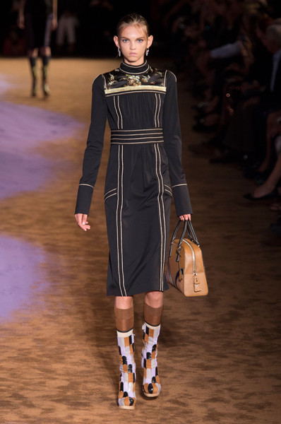 Prada at Milan Spring 2015