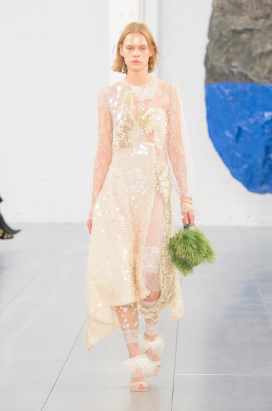 Preen at London Fashion Week Fall 2018