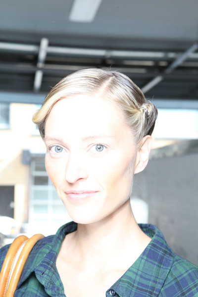 Preen at New York Spring 2012 (Backstage)