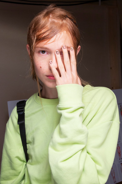 Preen at London Spring 2019 (Backstage)