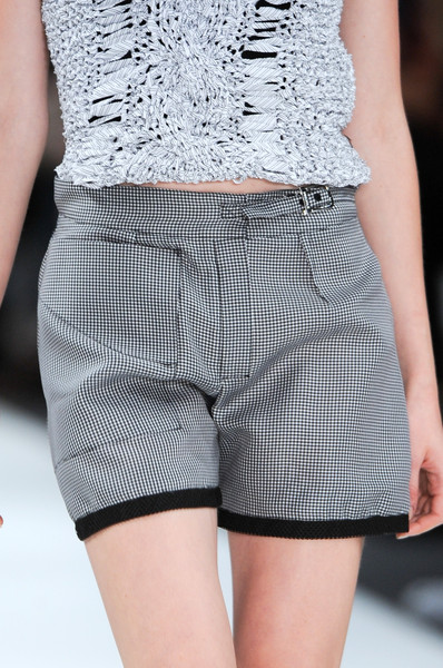 Pringle of Scotland at London Spring 2011 (Details)