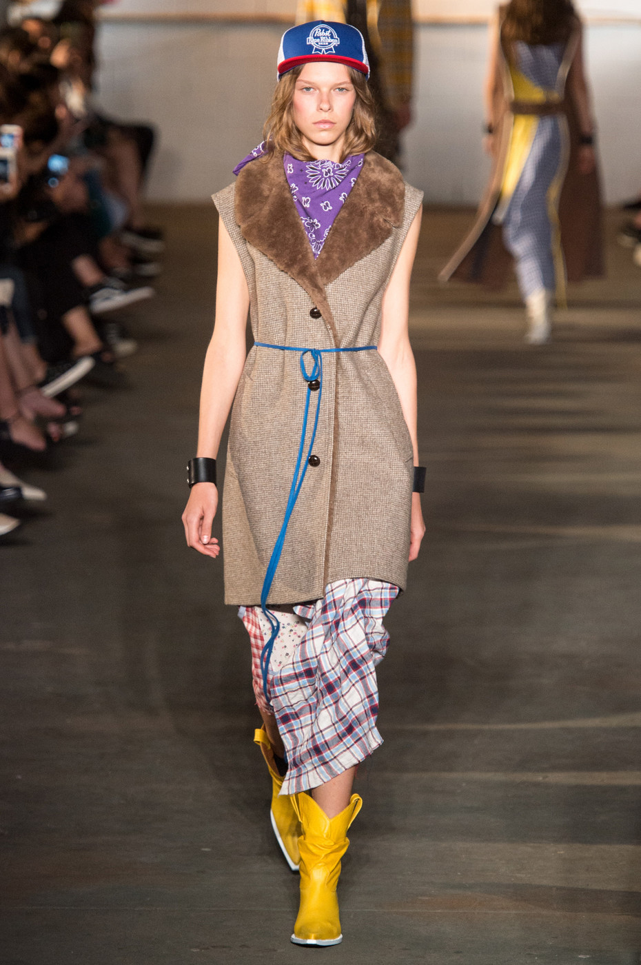 059bac8e6d31 R13 at New York Fashion Week Spring 2018 - Livingly