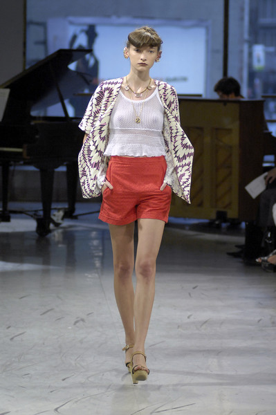 Rachel Comey at New York Spring 2009