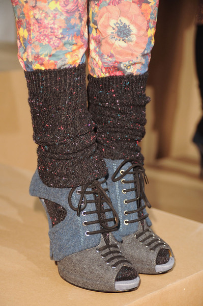Rachel Roy at New York Fall 2011 (Details)