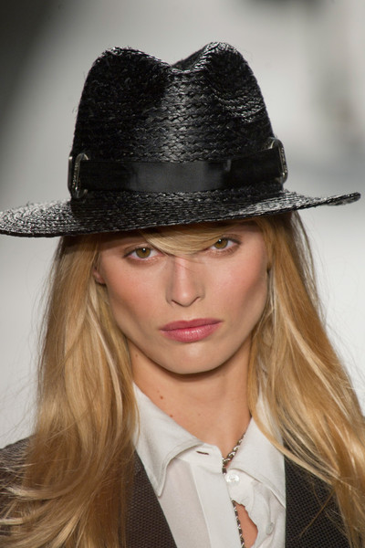Rachel Zoe at New York Spring 2013 (Details)