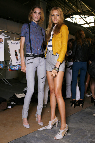 Rag & Bone at New York Spring 2009 (Backstage)