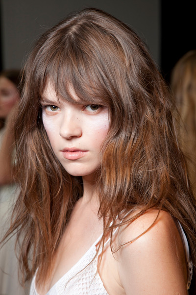 Rag & Bone at New York Spring 2013 (Backstage)