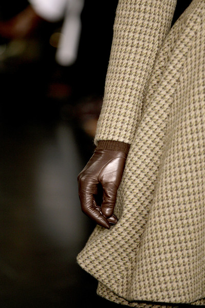 Ralph Lauren at New York Fall 2007 (Details)