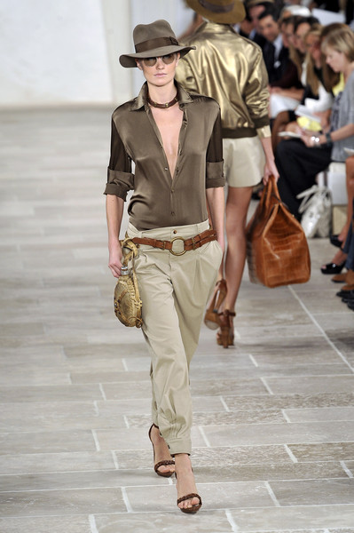 Ralph Lauren at New York Spring 2009