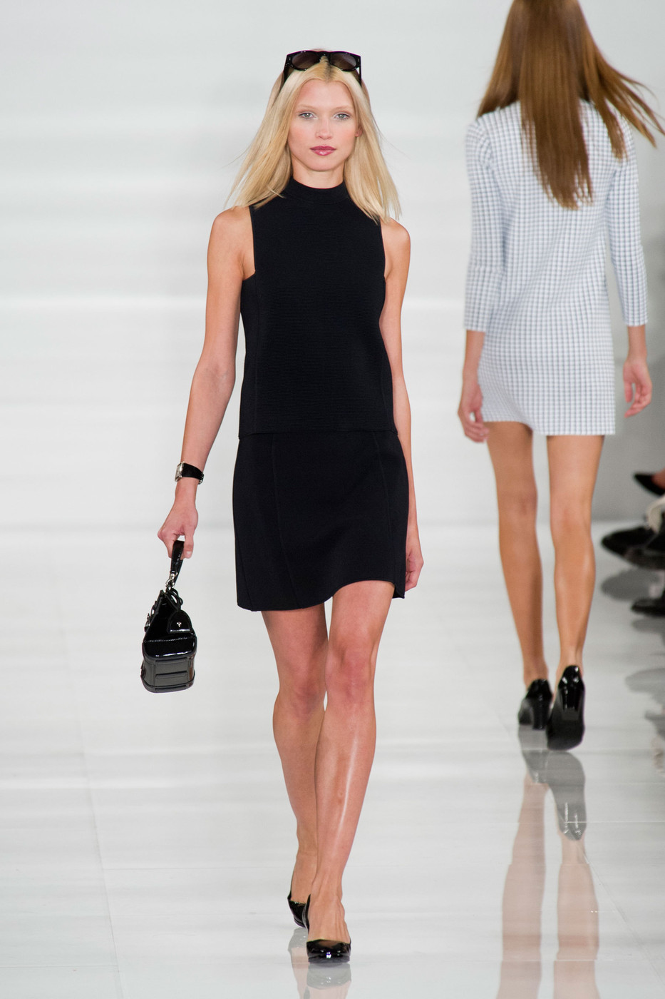 Ralph Lauren At New York Fashion Week Spring 2014 Livingly