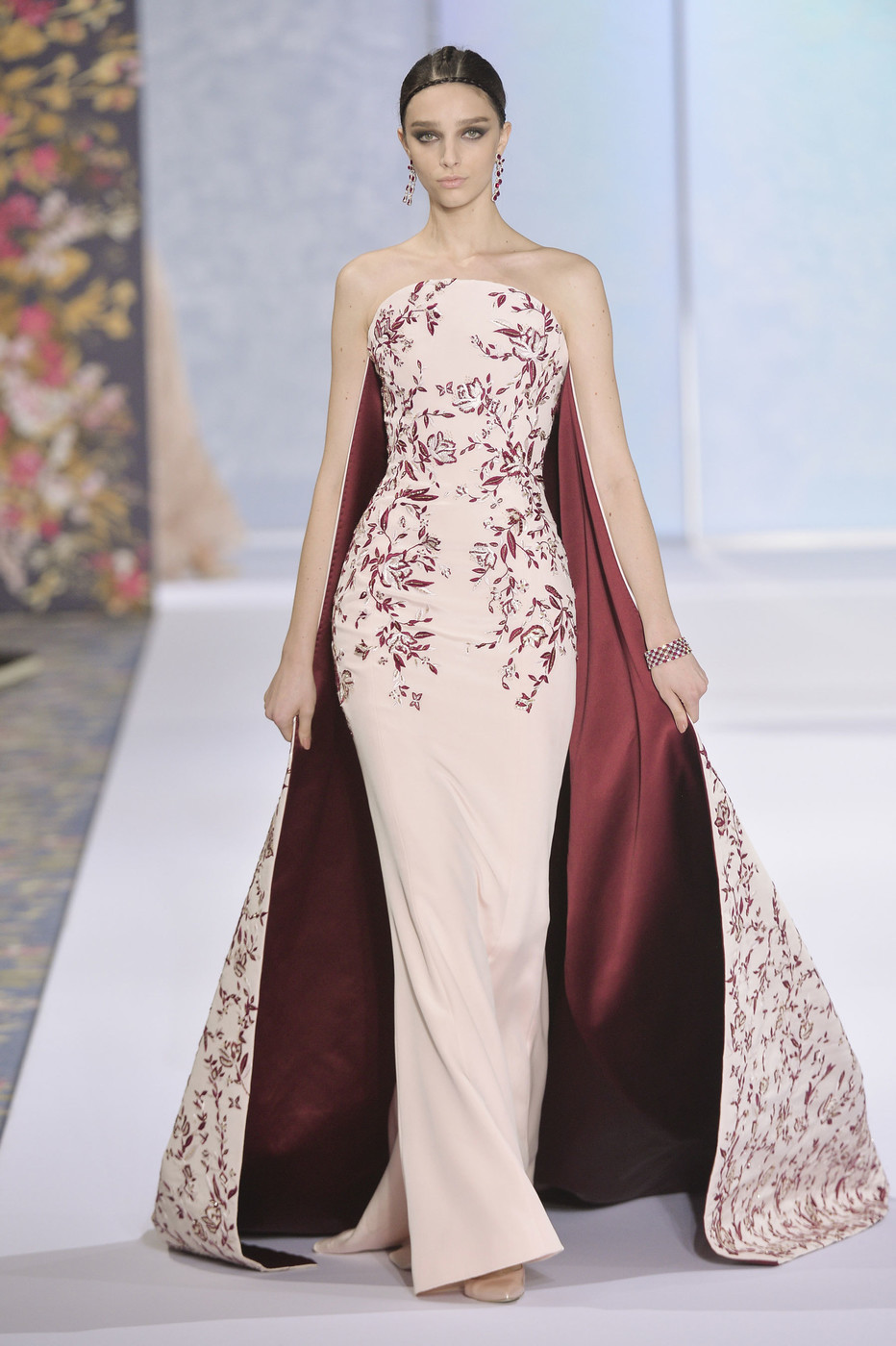 Ralph russo at couture fall 2016 livingly for Couture clothing
