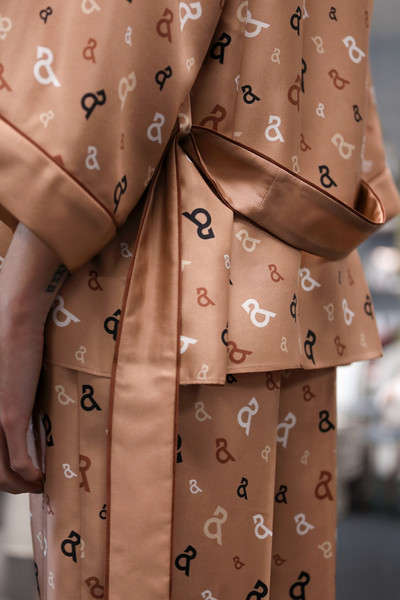 Ralph & Russo at Paris Spring 2021 (Backstage) [clothing,pink,trench coat,outerwear,fashion,coat,peach,beige,dress,fawn,outerwear,fashion,fashion week,model,printemps,trench coat,coat,ralph russo,paris fashion week,fashion show,fashion,fashion show,fashion week,ralph russo,ready-to-wear,paris,model,printemps,tous,year]