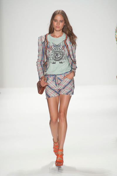 Rebecca Minkoff at New York Spring 2013
