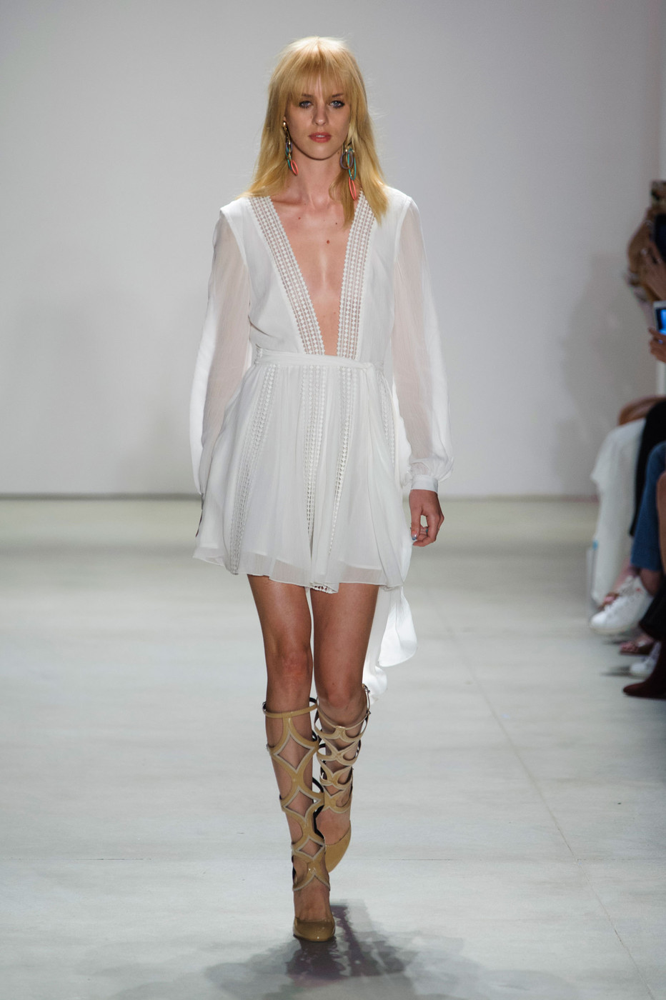 Rebecca Minkoff At New York Fashion Week Spring 2016