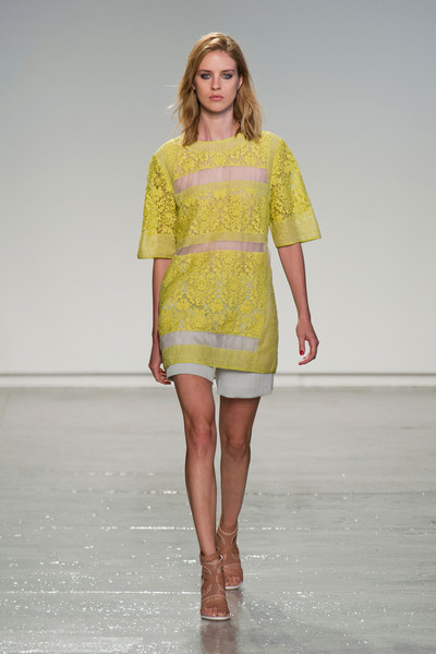Rebecca Taylor at New York Spring 2014