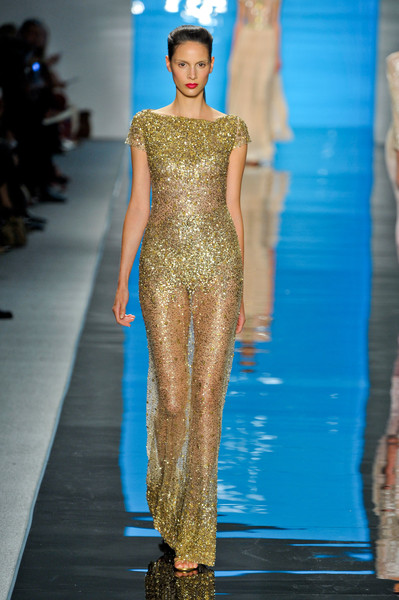 Reem Acra at New York Spring 2013