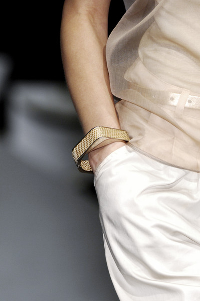 Richard Nicoll at London Spring 2008 (Details)