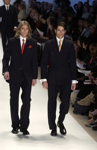 Richard Tyler at New York Fall 2005