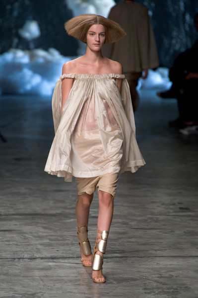 Rick Owens at Paris Spring 2013