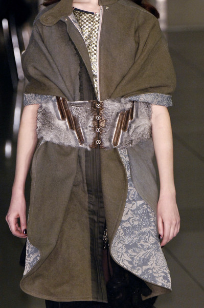 Robert Cary-Williams at London Fall 2006 (Details)