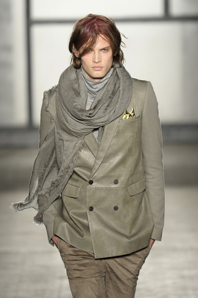 Robert Geller Men at New York Fall 2011